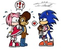 What Sonic wants with Sally and Amy