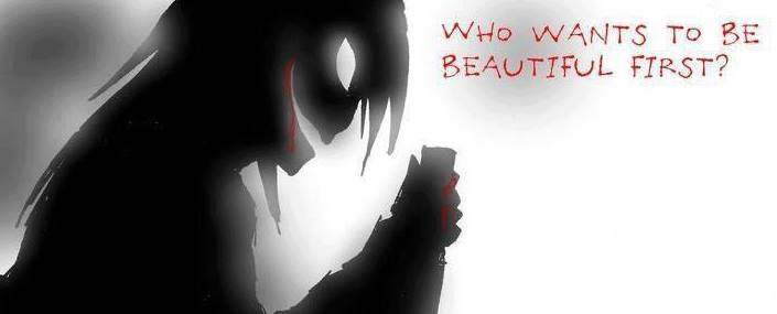 Who wants to be beautiful