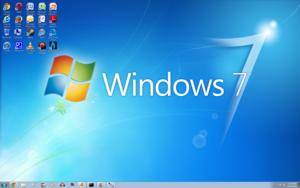 Windows 7 Bliss Screenshot 1920x1200