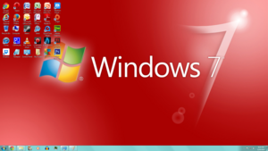 Windows 7 Red 37