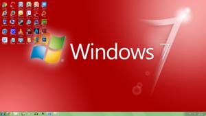 Windows 7 Red 38