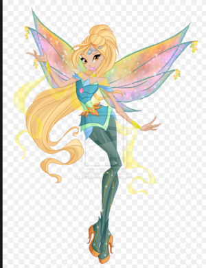 Winx Club Daphne Bloomix
