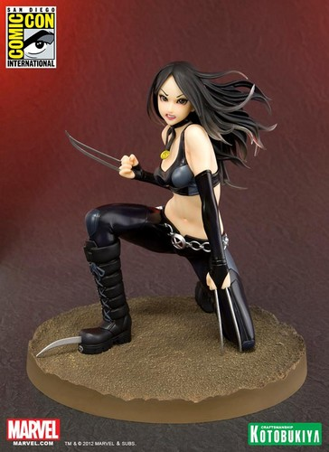 X-23 wallpaper containing a hip boot titled X-23 / Laura Kinney Figurine 1