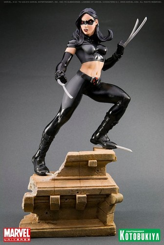 X-23 wallpaper containing a hip boot called X-23 / Laura Kinney Figurine 3