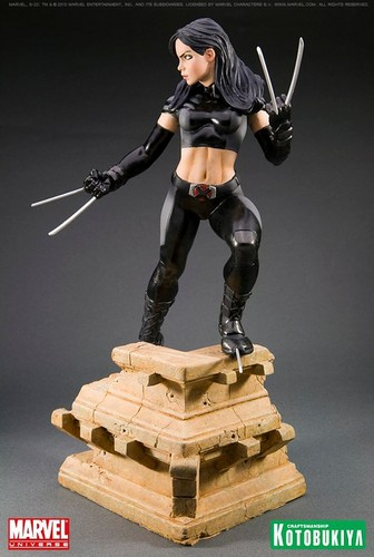 X-23 wallpaper probably with a hip boot called X-23 / Laura Kinney Figurine 3