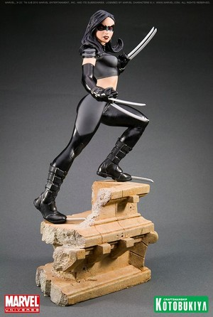 X-23 / Laura Kinney Figurine 3