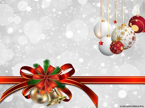 Christmas wallpaper containing a bouquet, a rose, and a camellia called Xmas Wall Paper