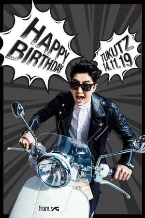 YG Entertainment wish Epik High's DJ Tukutz a happy birthday