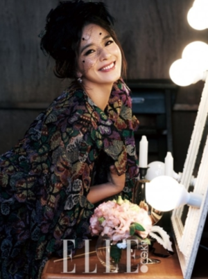 "YG actors n ELLE Korea's ""Share Happiness"" photoshoot campaign"