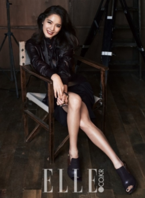 """YG actors n ELLE Korea's """"Share Happiness"""" photoshoot campaign"""