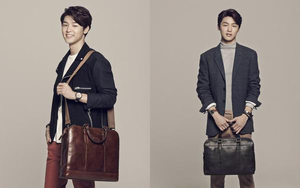 Yonghwa and Minhyuk for FOSSIL
