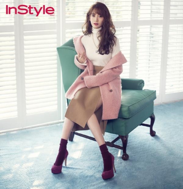 Yoona instyle