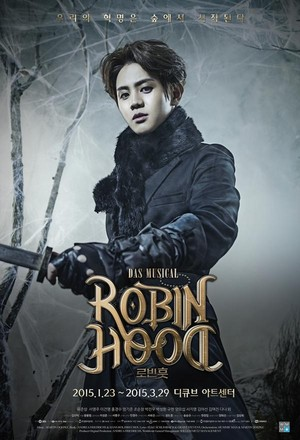 Yoseob 'Robin Hood' Musical