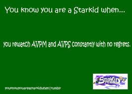 u Know u Are A StarKid When