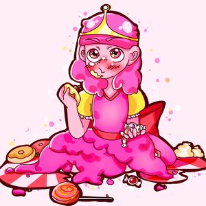 Young Princess Bubblegum
