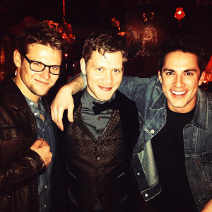 Zach, joseph and Michael