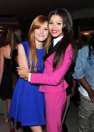 Zendaya's 16th B-Day Pic With Friend Bella