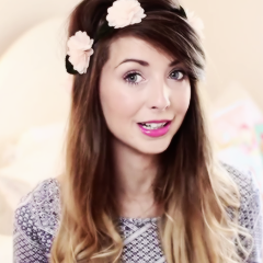 Zoella for आप ♥