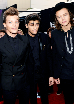 Zouis and Harry ♚