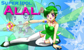 alala Mermaid Melody - mermaid-melody fan art