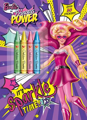 barbie in princess power new vitabu