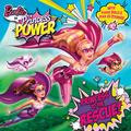 barbie in princess power new books