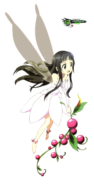 buterfly fairy