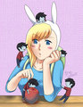 chibi Marshall Lee - marshall-lee photo