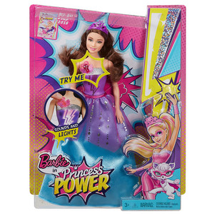 doll Barbie in princess power