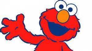 elmo is awesome