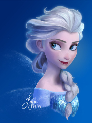 Elsa the Snow Queen hình nền entitled elsa frozen!!!
