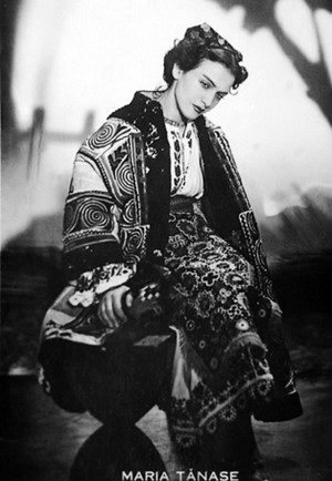 famous romanians Maria Tanase music people