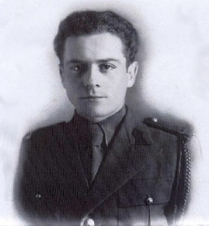 famous romanians Mihai Tantu founder of Romanian commando units Romanian men