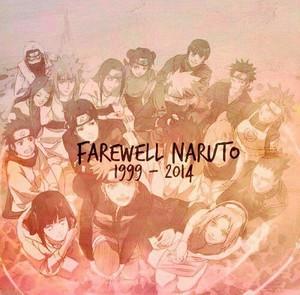 farewell नारूटो