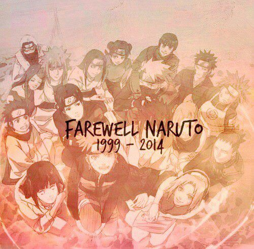 Naruto Uzumaki (shippuuden) fond d'écran possibly containing a sign entitled farewell Naruto