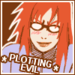 karin evil plotting - karin icon