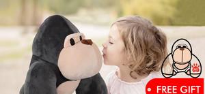 kids stuffed ape
