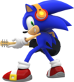 le'ts go playing music with me too - shadow-the-hedgehog photo