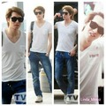 lee jong hyun with white clothes