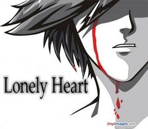 lonely сердце