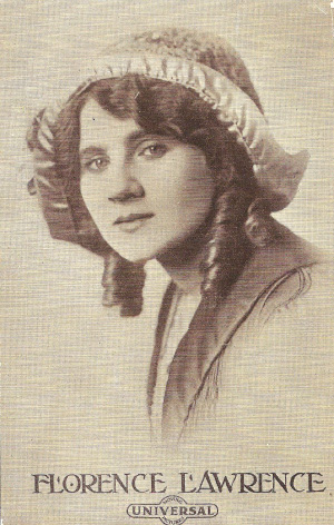 florence Lawrence (January 2, 1890 – December 28, 1938)