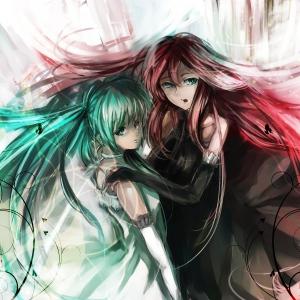 miku and luka