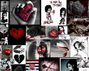 my broken heavy сердце