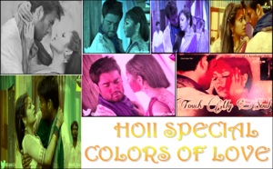rishbala holi celebration