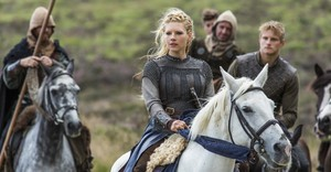 shieldmaid lagertha and bjorn
