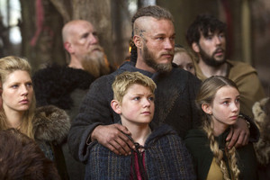 shieldmaid lagertha and family