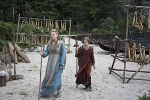 shieldmaid lagertha and gyda