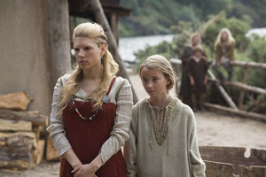 shieldmaid lagertha and gyda
