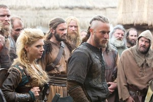 shieldmaid lagertha and ragnar