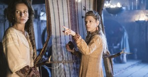 shieldmaid lagertha and siggy